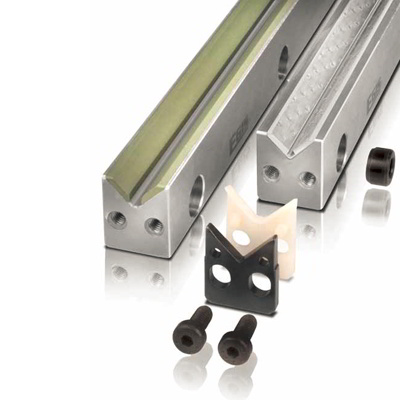 Egis M and ML Guideways with Sliding Layer