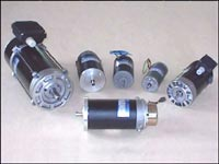 Low Voltage Permanent Magnet DC Motors