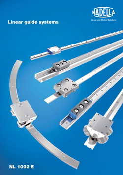 Nadella Linear Guide Systems