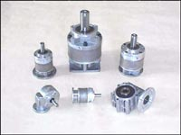 Worm & Planet Gearboxes